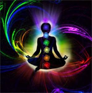 Vision des 7 chakras principaux